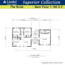 cedar homes floor plans lindal cedar homes floor plans http viajesairmar com pinterest