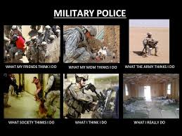 Military Police Meme - image 252699 what people think i do what i really do know