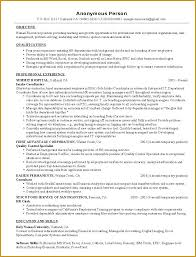 Human Resources Resume Objective Executive Director Resume Objective Sample Resumes