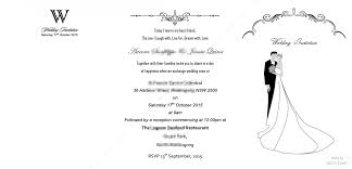 Marriage Invitation Sample Free Templates Wedding Invitations Pacq Co