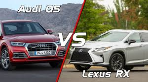 lexus rx 350 common problems 2017 lexus rx vs audi q5 youtube