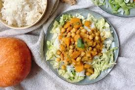 cuisiner des pois chiches recette de curry de pois chiches aux légumes vegan et sans gluten