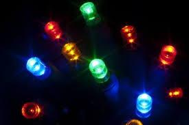 commercial grade 5mm led string lights white 4 spacing