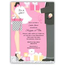 baby girl baby shower invitations baby shower invitations for baby girl theruntime