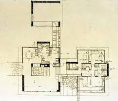 Kaufmann Desert House Floor Plan Weiss House 1947 50 Louis Kahn Architecture Pinterest