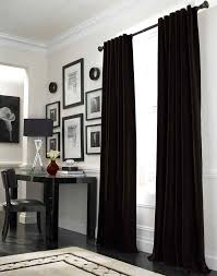black bedroom curtains inspiring black and white bedroom curtains dark curtains for living