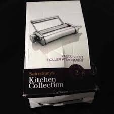 sainsburys kitchen collection sainsbury kitchen collection pasta roller works on kitchenaid