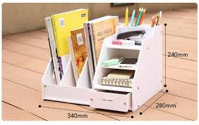 Desk Supplies For Office Diy Office School Supplies Desk Accessories Stationery Organizer