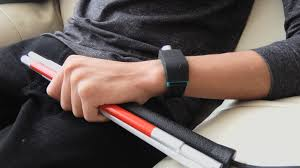 Wrist Watch For The Blind A Smart Watch To Help Blind People Navigate Mit Technology Review