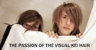 crossdressing short hair video visual kei hair style tutorial pinky violence 1970s