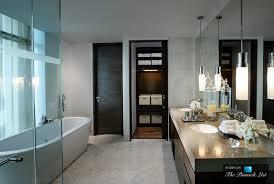 st regis luxury hotel bangkok thailand residence bathroom