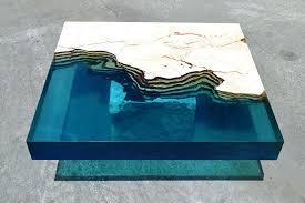 topography coffee table resin coffee table akiyo me