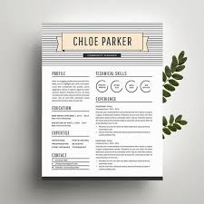 artistic resume templates 8 creative and appropriate resume templates for the non graphic