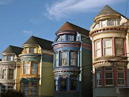 a mapped introduction to san francisco s many varieties of victorians ask