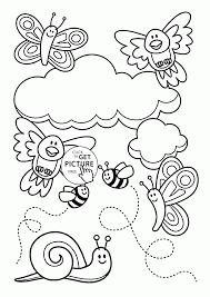 spring scene coloring pages bestcameronhighlandsapartment com