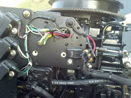 i have a 1996 mercury force 75hp and it is blowing fuses