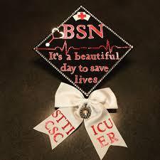 nursing graduation cap nursing graduation cap graduation nursing bsn icu er grey s