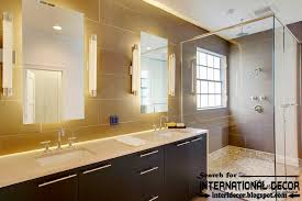 contemporary bathroom lighting ideas bathroom lights and lighting ideas