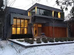 modern custom homes custom built homes modern exterior toronto by laureden homes