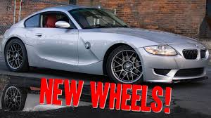 track my bmw track spec apex arc 8 wheels on my bmw z4 coupe