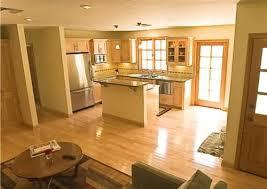 Open Living Room Kitchen Designs 62 Best Open Living Kitchen Designs Images On Pinterest