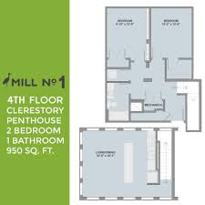 Loft Apartment Floor Plans View Floorplans Mill No 1 Mixed Use Development Project Of