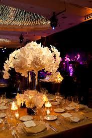 Orchid Decorations For Weddings Elena Damy A Chic Black U0026 White Wedding At The Mandarin Oriental