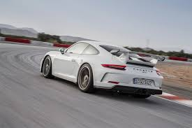 gold porsche gt3 2018 porsche 911 gt3 first drive review as you like it