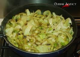cuisiner le fenouil à la poele tarte tatin de fenouil au bleu cuisine addict cuisine addict