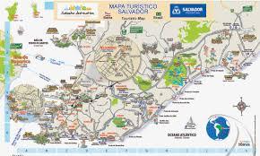 Ocean City Map Internship In Salvador Intern Brazil