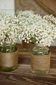 Mason Jar Vases Mason Jar Flower Vases 11 Creative Ideas Houz Buzz
