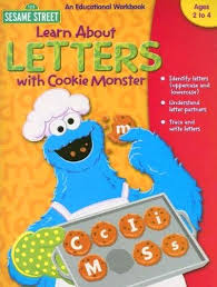 learn about letters with cookie monster muppet wiki fandom