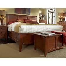 Blue White Brown Bedroom Bedroom Nightstand White Nightstand Storage America Westlake