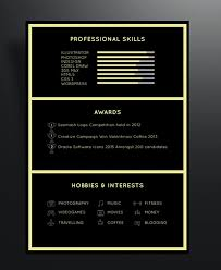 free professional resume template 2 10 fresh free premium resume cv template design cover letter