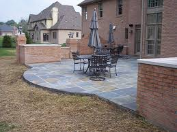 Backyard Stone Ideas by 17 Best Ideas About Paver Patio Designs On Pinterest Patio With