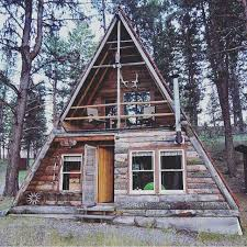 small a frame cabin image result for a frame house with glass on both sides a ok