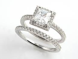 Square Wedding Rings by Square Engagement Rings Cheap Ring Beauty