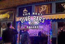 Patio Bars Dallas The Best Dive Bars In Dallas Thrillist