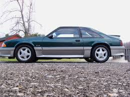 mustang 1991 for sale 1991 ford mustang gt 5 0l 5 spd emerald green