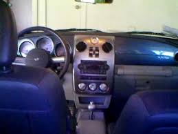 Interior Pt Cruiser 2006 Pt Cruiser Gt Interior 2 Youtube