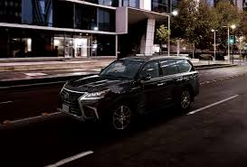 lexus suv for sale in japan lexus lx 570 is now available in japan has sequential led turn