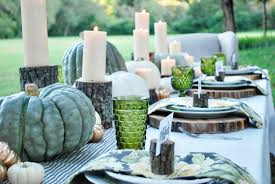 Fall Table Decor Gorgeous Dining Table Fall Decor Ideas For Every Special Day In