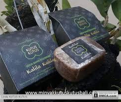 Sabun Kutus Kutus sabun kalila kalila sabun kesehatan asli rempah