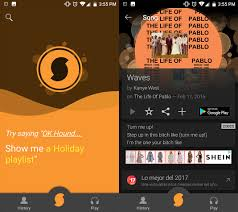 soundhound apk five 1 free alternatives to shazam for android