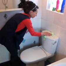 deep cleaning of home bathroom fittings and plumbing fixtures