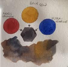 286 best color mixes images on pinterest watercolours
