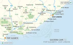 j bay south africa map eastern cape travel pe east south africa provinces tourism