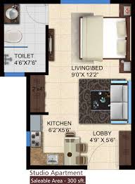 100 home design for 300 sq ft home design 300 sq ft 1 bhk