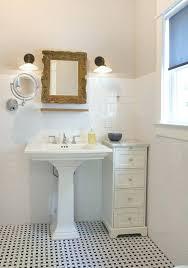 Bathroom Pedestal Sink Storage Bathroom Pedestal Sink Storage Cabinet Lowes Cupboard Canada