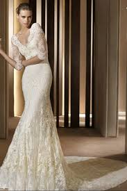 lace wedding dresses uk buy cheap v neck lace chapel gorgeous inpired